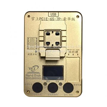 WL MINI PCIE NAND Flash Programmer Test Fixture For iPhone 6S/6S Plus/7/7Plus