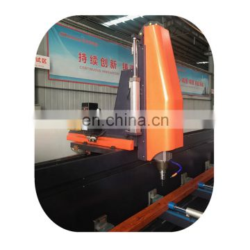 Automatic CNC 3-axis aluminum profile machining center(German type)
