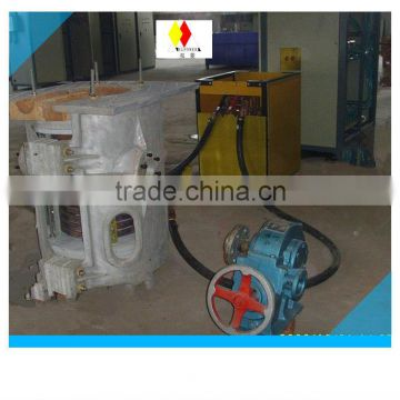 metal melting machinery from china