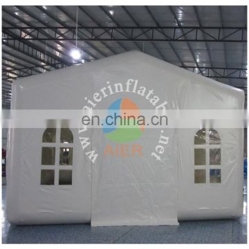 New Design Inflatable White Tent With door