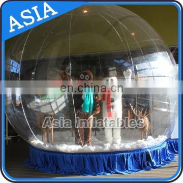 hot sale Inflatable bubble tent Snow Globe