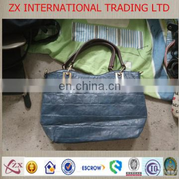factory directly supply used bags/second hand bags