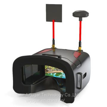 YF-GV001/VR D2 Pro Upgraded 5 Inches 800*480 40CH 5.8G Diversity FPV Goggles with DVR Lens Adjustable