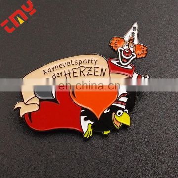 China Factory Wholesale Cheap Metal Pin Badge With Your Own Design