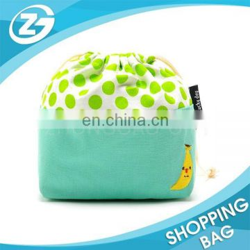 New Arrival Fashion Drawstring Wholesale Food Refrigerated Cooler Bags