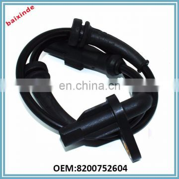 Auto parts ABS sensor for RENAULT DACIA OEM 8200752604