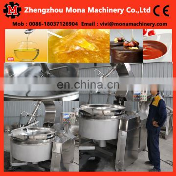 commercial electric cooking pot/cooker pots/industrial stainless cook pan