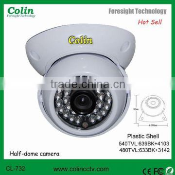 CCTV indoor dome cctv infrared cameras