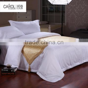 luxury professional stapled luxurious hotel bed runner