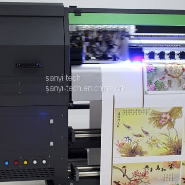 Large-Format Digital UV Roll to Roll Printer  RUV-3204
