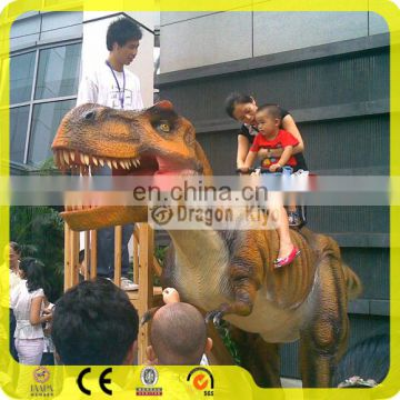 2016 Animatronic walking dinosaur for hot sale