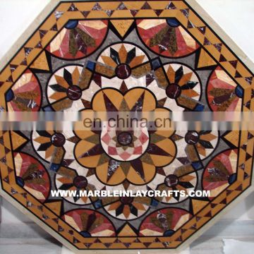 Overlay Mosaic Table Top