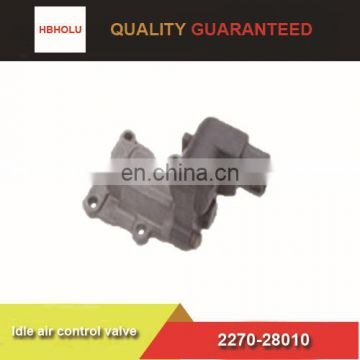 Idle air control valve 2270-28010 with good quality