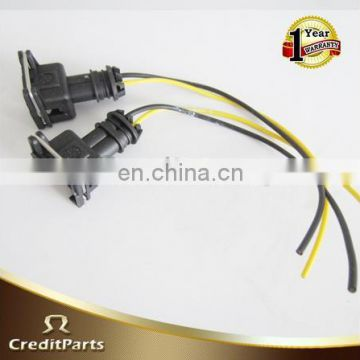 Female Fuel injector connector for v-w cars EV1-1