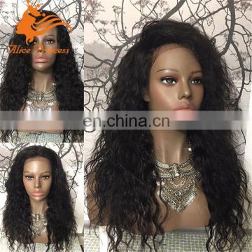Afro Kinky Curly Wig Glueless Lace Front Human Hair Wigs Cheap Hair Wigs For Black Woman