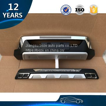 auto front Bumper car accessories guard kits for toyota land cruiser prado altis ortuner