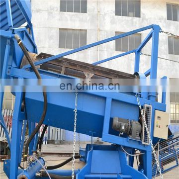 good quality large sand and gravel separating machine raw gold ore gold extraction equipment