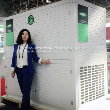CO2 Transcritical Air-Cooled Condensing Unit