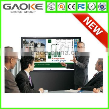 Multi finger touch 65 inch LED large touch screen panel & smart board TV  USB IR Touch Screen Infrared Touch Panel Overlay