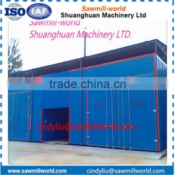 Aluminum alloy structure wood drying kilns for sale