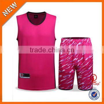 e543318aea6 Wholesale all print mens basketball uniform jersey /custom own design  sports basketball uniform for men from China H-791 of Custom basketball  uniforms from ...