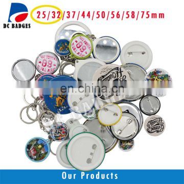 Hot Wholesale Badge Maker Machine with 58mm mould Pin Button