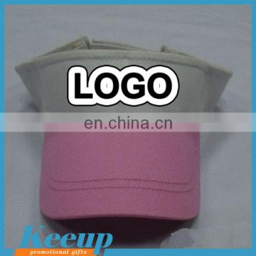 5eabc5283870 Bulk sale visor cap cheap sun visor hat with custom logo for advertising of  Apron Caps and Clothing from China Suppliers - 158374902