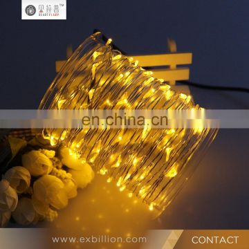 Micro Christmas Lights.Outdoor Micro Christmas Copper Wire Programmable Fairy Light