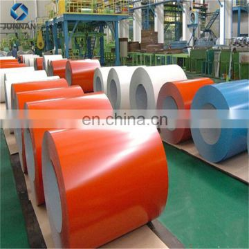 SPCC color coated 0.15mm PPGI steel plate from China