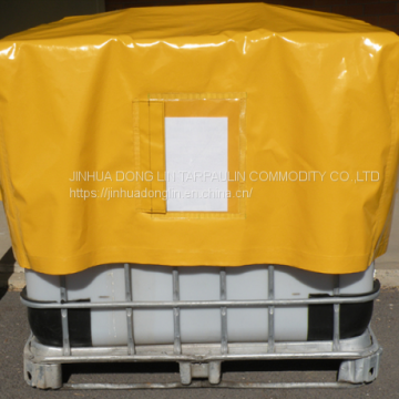 Anti-static Blackout For Utility / Truck Plastic Tarpaulin