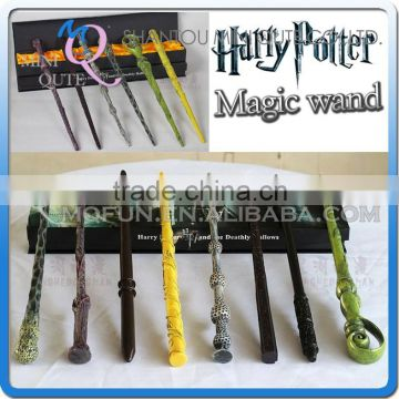 MINI QUTE 36 cm in box harry potter 8 different characters's magic wand action figures brinquedo boys toys NO.MQ 061