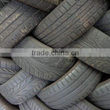 Used high performance car tyres
