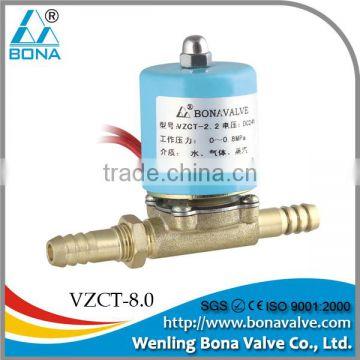"BONAVALVE GAS VALVE CLASS /""H/"" AC220//230V 50//60Hz IP 00//65 ED 100/% P8 BAR"