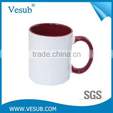 ad05e2393d3 Top Quality Bottom Price 11OZ double color customized mug sublimation of  Sublimation Mugs from China Suppliers - 142141026