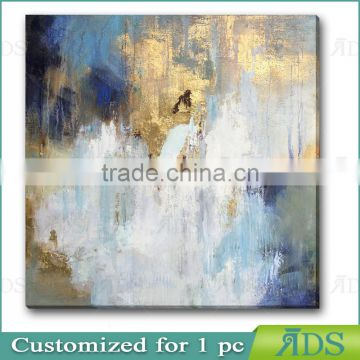 Handmade Canvas Oil Painting with Frame