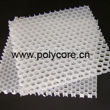 water filter adopted PP honeycomb as frame