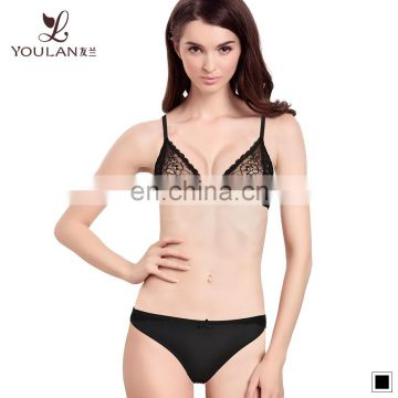 New Arrival Romantic Professional Modern Stylish sexy bridal bra and panty set