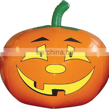 Halloween inflatable pumpkin advertising