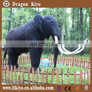 2016 outdoor mechanical animals moving simulation elephant