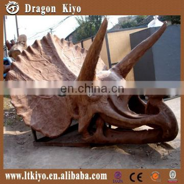 High Simulation Dinosaur Skulls Model Replica For Sale