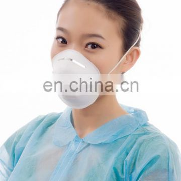 N95 disposable non woven protective dust mask