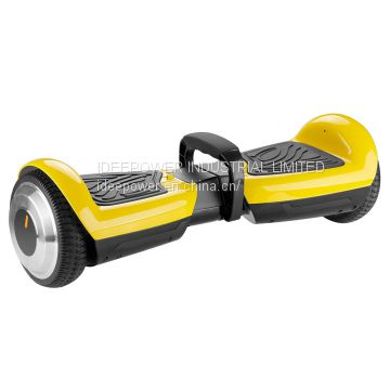 ALUCARD self-balancing Electric scooters 6.5inch intelligent balance car with removable handle factor direct sale