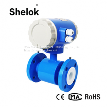 China Electromagnetic Flow Meter Suppliers Water Flow Meter