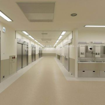 PVC Flooring Roll Materials for Hospital Projects