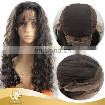 Hot Beauty Hair Cheap Full Lace Wigs With Baby Hair