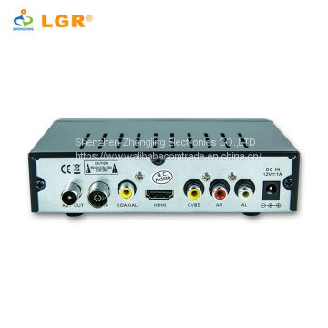 Newest Model dvb t2 LGR 168 with wifi function support internet sharing