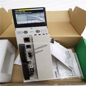 Schneider 140CPU67160C Brand New In Stock