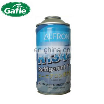 auto air conditioning refrigerant gas r134a