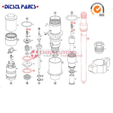 foton injectors 0 445 120 289 YUTONG bus spare parts