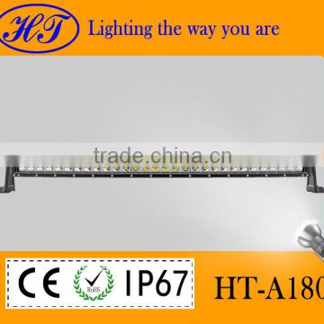 32 inch 180W cheap led light bars, 12V flood spot off road led light bar, offroad led light bar for ATV 4x4 truck